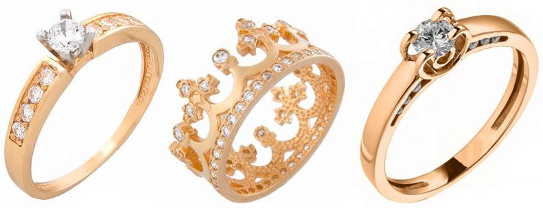 А такие помолвочные кольца произведут впечатления на вашу невесту