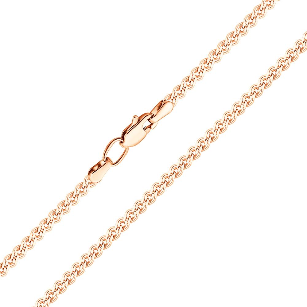 Золотая цепочка c алмазной гранью, 3мм 000053709 000053709 45 размера от Zlato