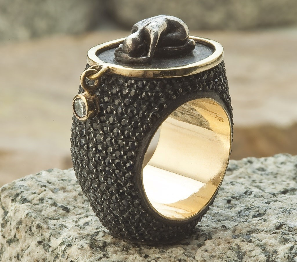 Кольцо Селды Окутан