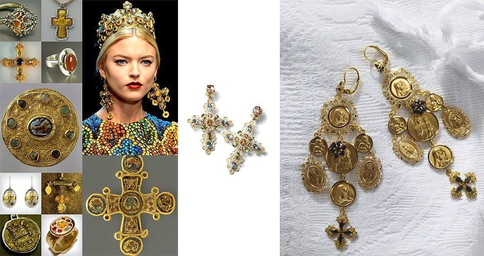 Религия в моде