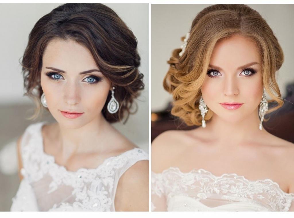 свадебные серьги фото 2016