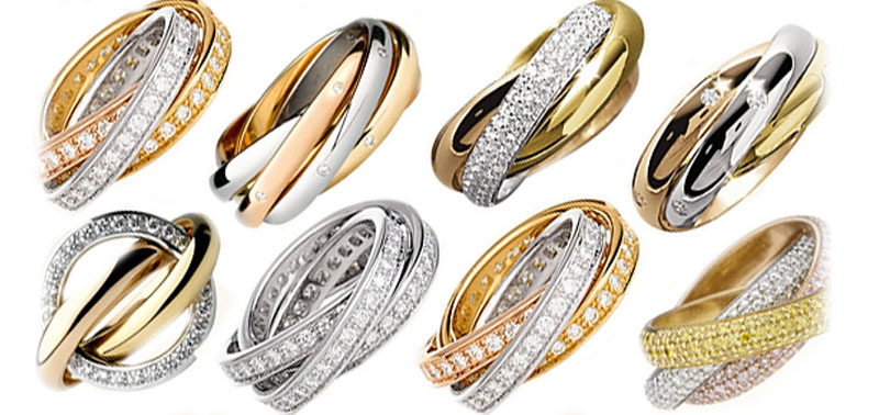 Картинки по запросу золотые кольца тринити