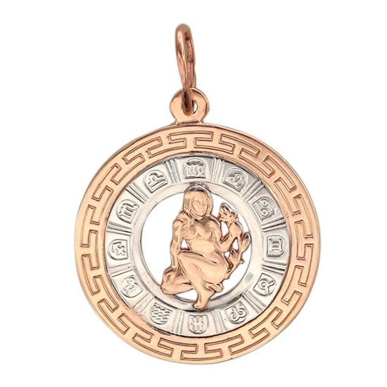 слиток золота со знаком зодиака