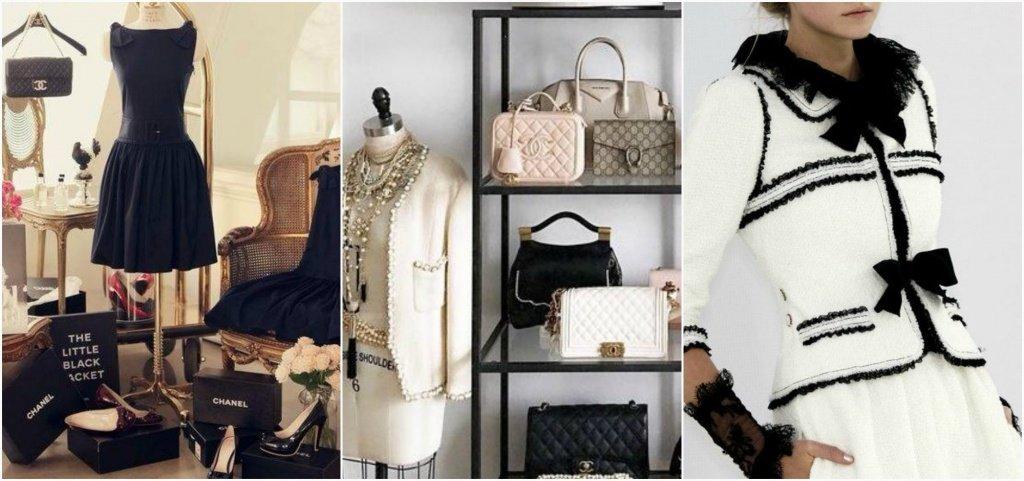 Стиль Chanel