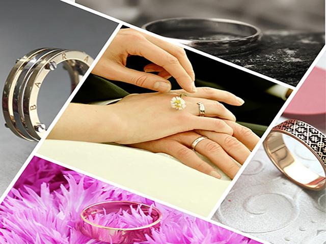 обручальное кольцо не простое украшение