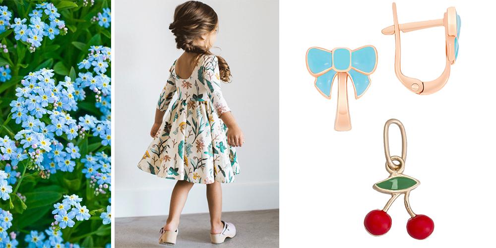 детская мода на украшения