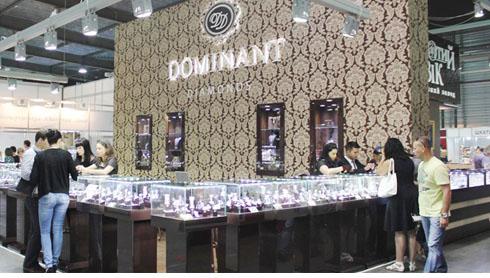 2ee5a2735a84 Dominant Diamonds. Производитель бриллиантовых украшений Доминант ...