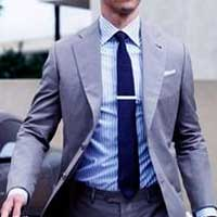 Ювелирный зажим для галстука