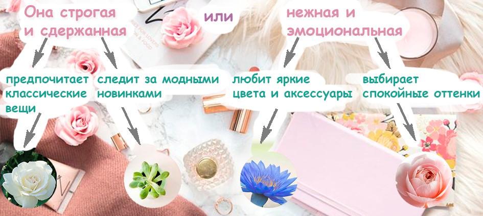 цветочный тест