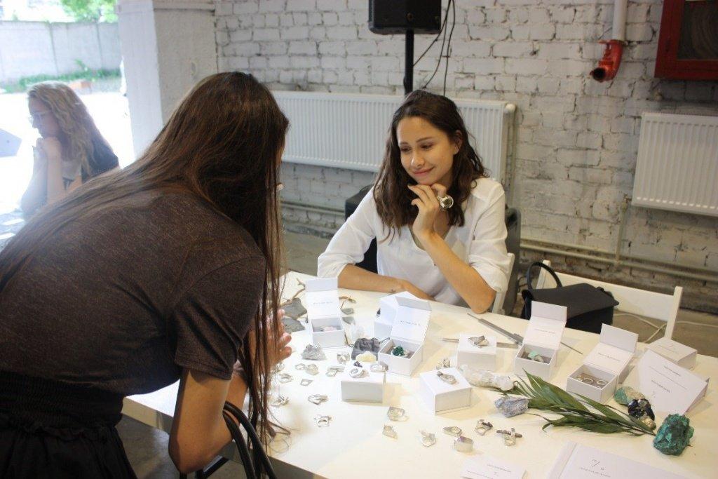 Серебренные кольца на Ukrainian jewelry market