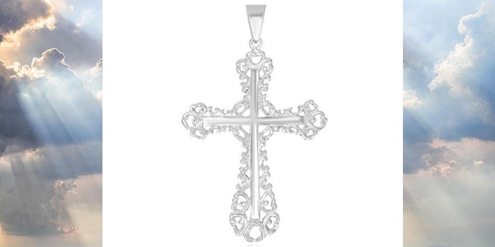 православные крестики от злато