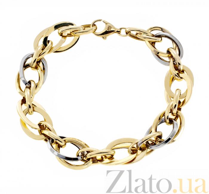 Купить женский золотой браслет летиция 000033427 в Zlato.ua 5b2fb3b8bbc
