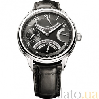 Часы Maurice Lacroix коллекции Double Retrograde MLX--MP7218-SS001-310