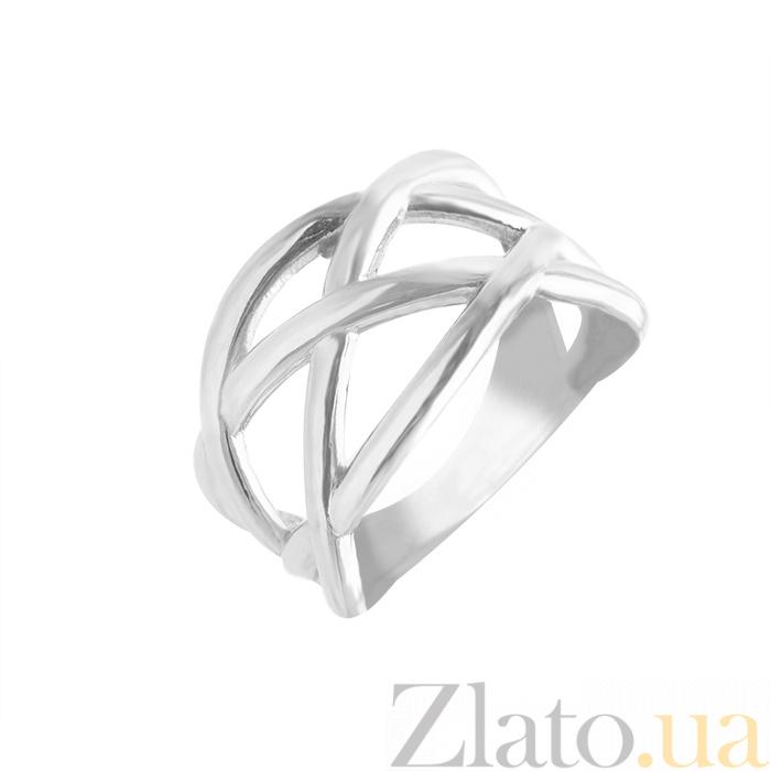 Купить широкое серебряное кольцо переплетение с ажурной шинкой ... 66ce2844cf904