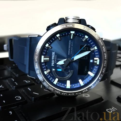 9dec9f5f9507 Купить часы наручные casio pro trek prw-60-2aer 000087439 в Zlato.ua