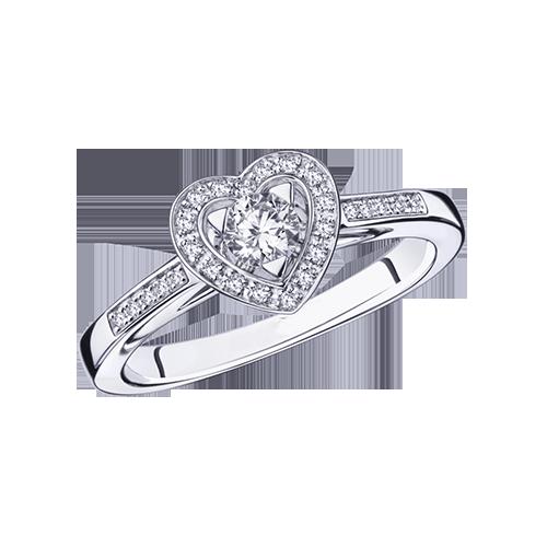 Купить Бриллиантовое кольцо в белом золоте Sex Love Touch R-SLT-W ... f64c460ad7d