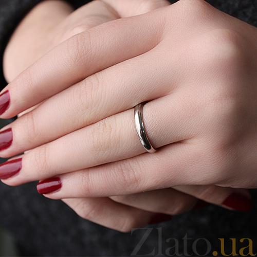 7b13d1d621cb Купить Обручальное кольцо из платины Классика, ширина 3 мм 09100100 ...